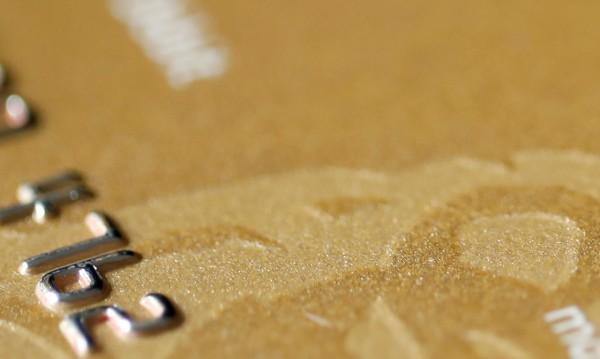 Само за елита: Банкова карта от 18-каратово злато