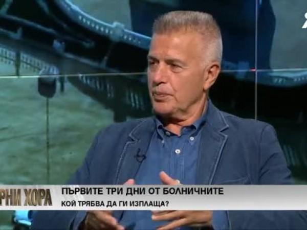 """""""България се развива много добре"""", заяви Красимир Дачев в предаването"""