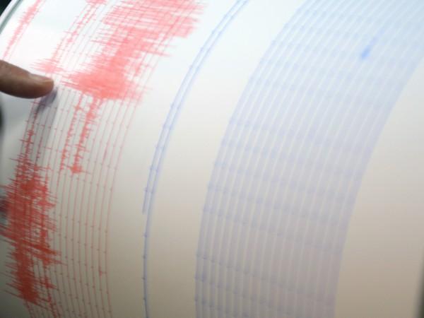 Земетресение с магнитуд 5 беше регистрирано в 12.58 ч. московско