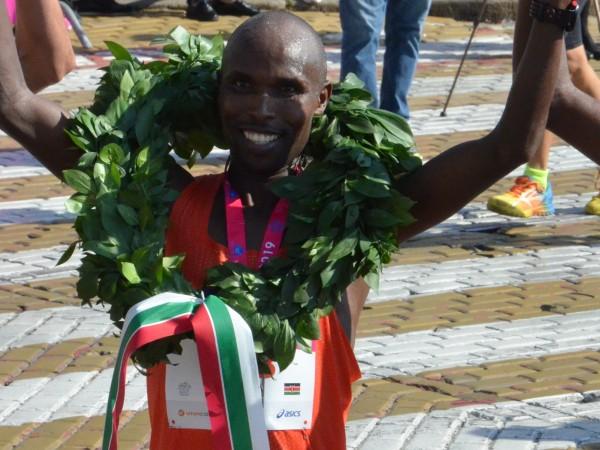 Кениецът Осеа Туей стана първият в историята победител в маратона