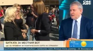 Румен Христов убеден: Софиянци ще подкрепят Фандъкова