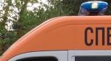 Кола се обърна край Горна Оряховица, четирима пострадаха