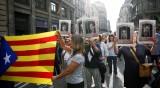 Тежки присъди срещу лидери на каталунските сепаратисти
