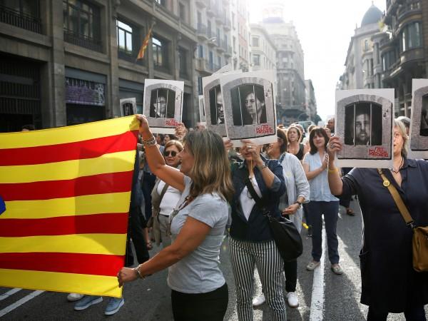 Испанският Върховен съд призна за виновни 12 бивши каталунски политици