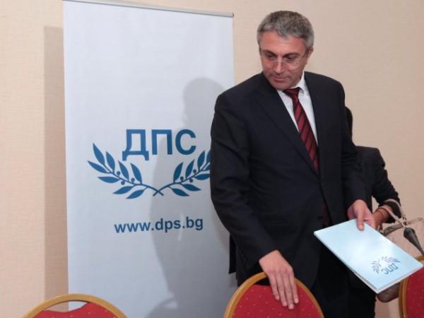 Лидерът на ДПС Мустафа Карадайъ е агитирал на чужд език