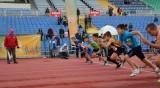 Деца пробягаха миля в подкрепа на египетския лешояд