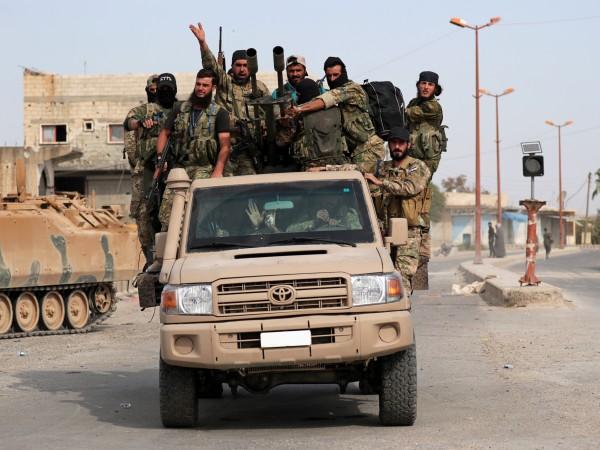 Американските войници в Северна Сирия са получили заповед да напуснат