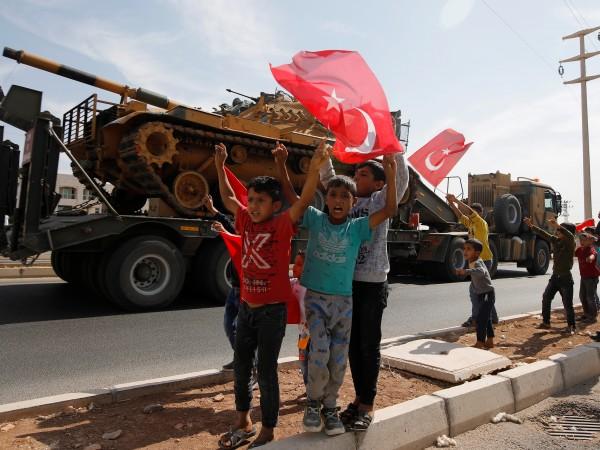 """""""Операцията в Сирия няма да доведе до нищо добро. Това"""