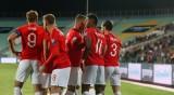 Вече два пъти прекъсват мача България - Англия заради расизъм