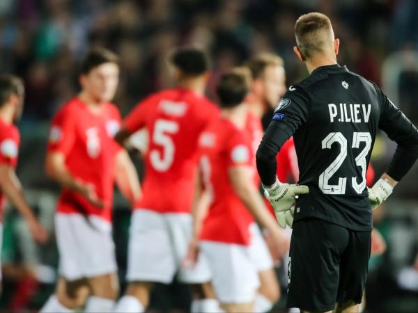 Англия разпиля с 6:0 България насред София в мач от