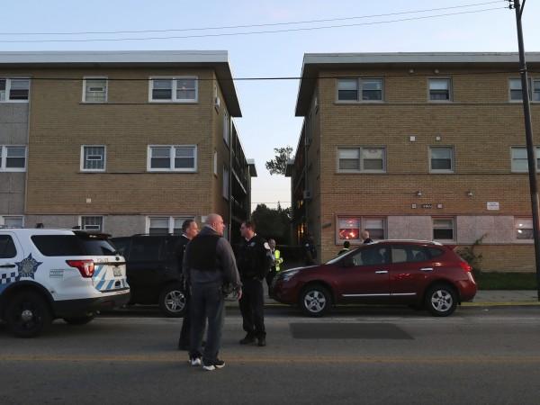 Мъжът, който застреля петима свои съседи в Чикаго през уикенда,