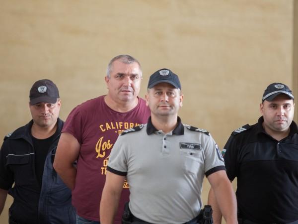 Делото за преместването на Будимир Куйович в затвора или общежитие