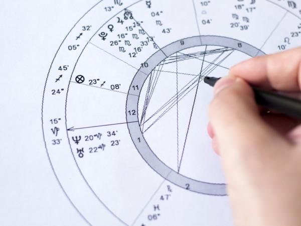 По разположението на планетите в определен час, астролозите изготвят хороскоп