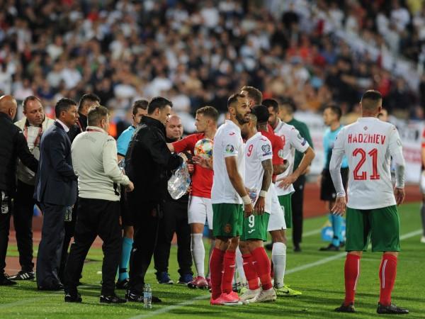 От УЕФА официално повдигнаха обвинения срещу България след евроквалификацията с