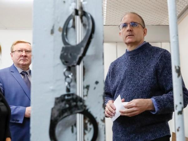 Преди около десет месеца руските власти арестуват Пол Уилън –