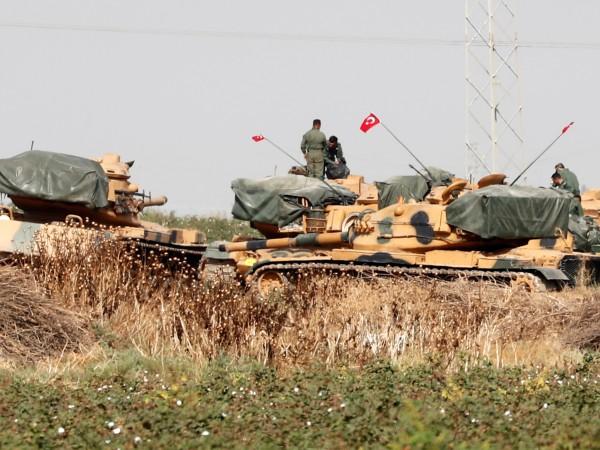 Кремъл съобщи днес, че турската военна операция в Североизточна Сирия