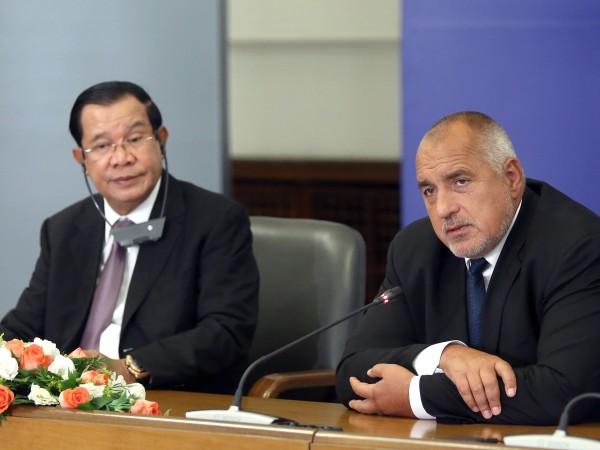 България и Камбоджа ще работят по споразумение за защита на