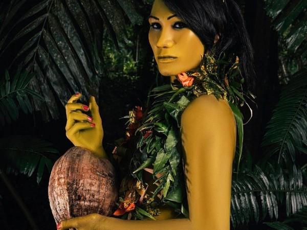 Таити е най-големият и най-многолюдният остров във Френска Полинезия. Столицата