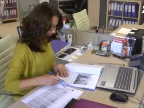 Директорът на Международния валутен фонд Кристалина Георгиева обяви, че ще