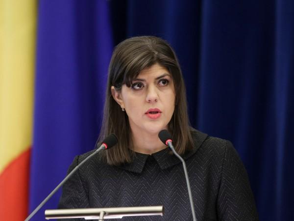 Лаура Кьовеши бе окончателно утвърдена за главен прокурор на ЕС.
