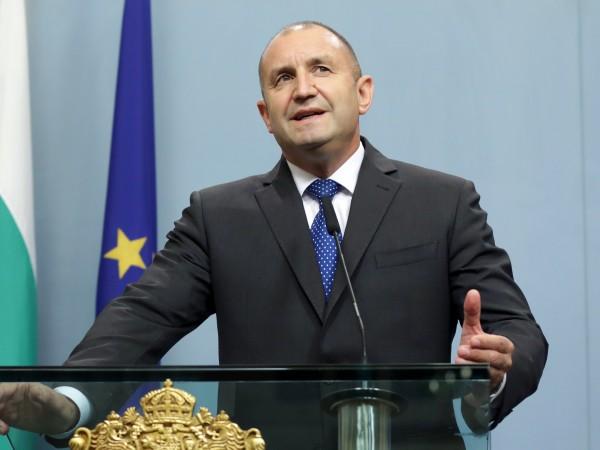Президентът Румен Радев заяви, че няма как без масов спорт