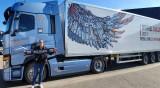 Роден тираджия е №1 в света по смяна на гума на камион