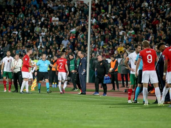 Националният отбор на България по футбол да бъде изхвърлен от