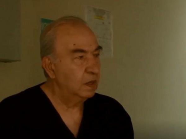 Хирургът д-р Елиас Хаддад от болницата в Горна Оряховица тази
