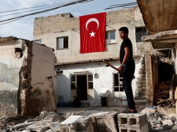 След преминалата в напрегната атмосфера срещу между турския президент Реджеп