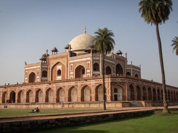 """Снимка: """"Без будилник"""" в Индия: Златният триъгълник на дворците"""