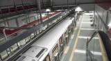 Показват две станции от новата линия на метрото
