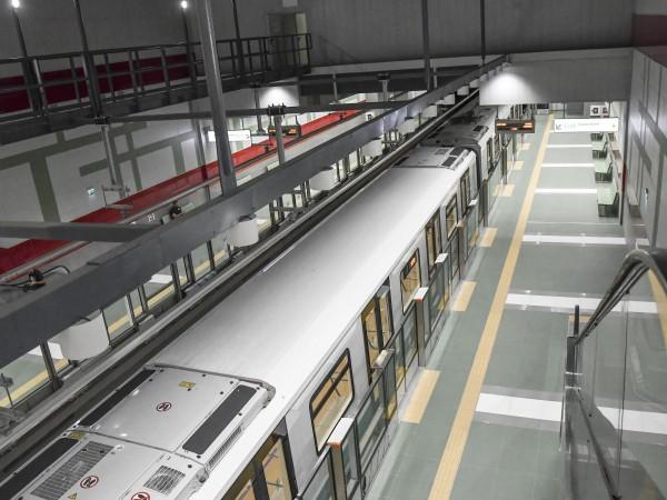 Ден на отворените врати в две от метростанциите на новата