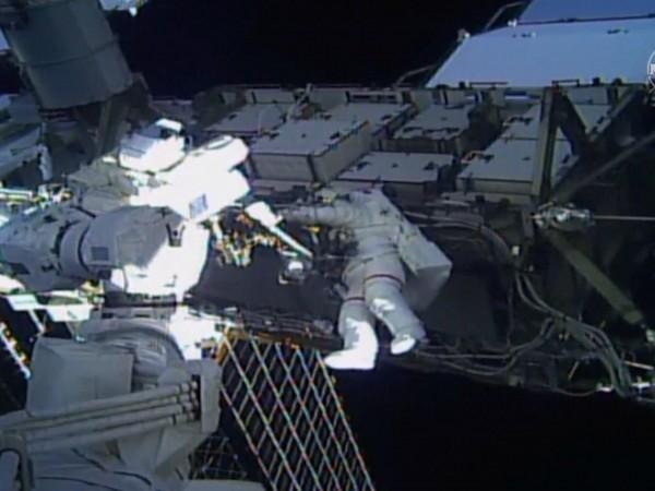 За първи път в над половинвековната история на космическите разходки