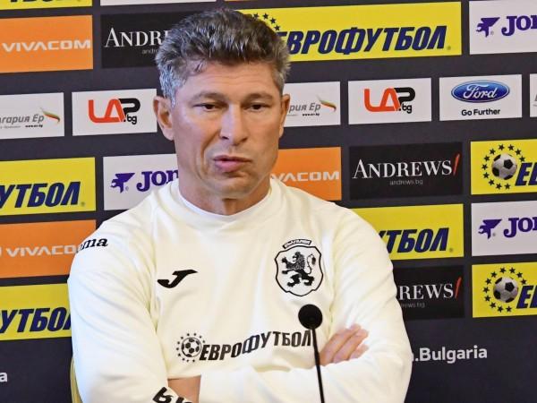 Снимка: И Краси Балъков хвърли оставка, приеха я