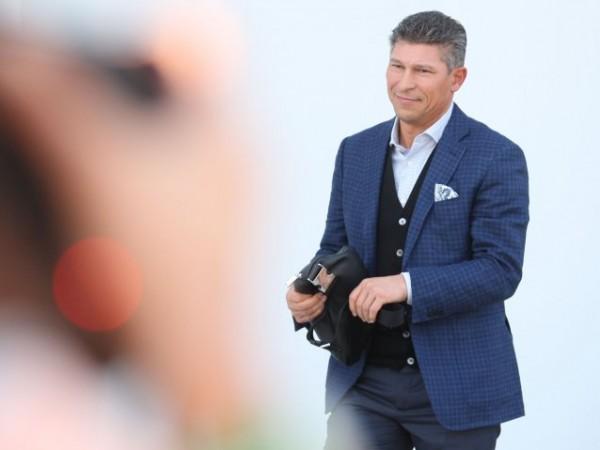Подалият оставка като селекционер на националния отбор Красимир Балъков е