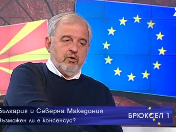 Снимка: Проф. Иван Илчев: Македонските историци имат политически инструкции!
