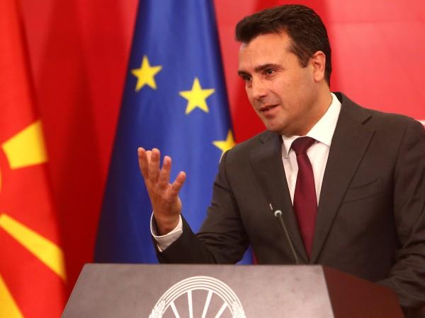 Премиерът на Северна Македония Зоран Заев иска бързо провеждане на