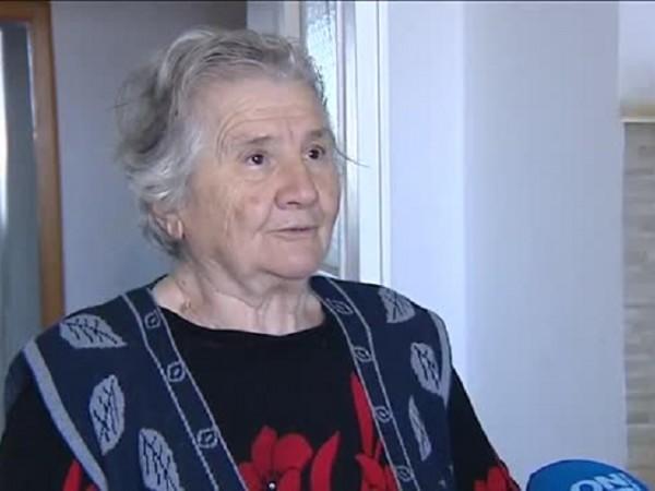 На системен тормоз била подложена 82-годишната Тодорка Йовева. Тя живеела