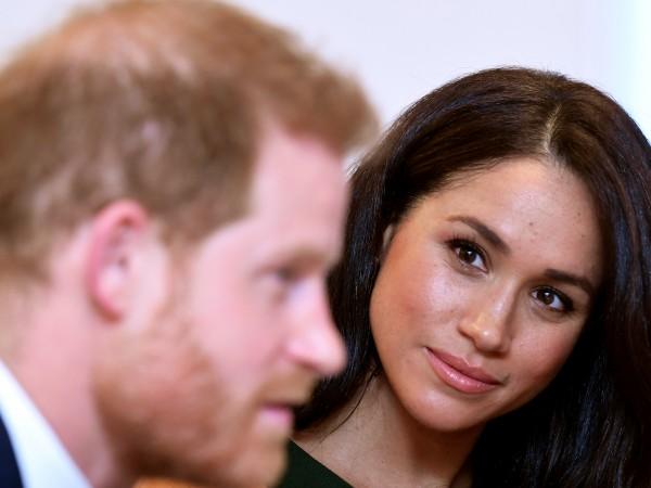 Херцозите на Съсекс принц Хари и Меган Маркъл ще си