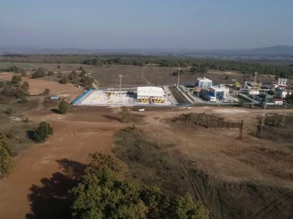 """Проектът """"Разширение на газопреносната инфраструктура от българо-турската граница до българо-сръбската"""