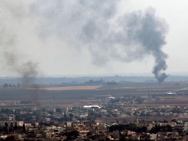 Започнатата от Турция операция в северната част на Сирия може