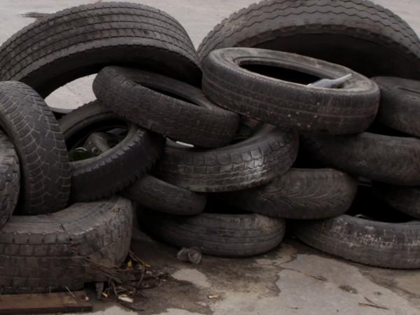Международната търговия с износени гуми почти се е удвоила през