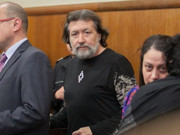 Специализираният съд реши да остави в ареста Николай Банев, който