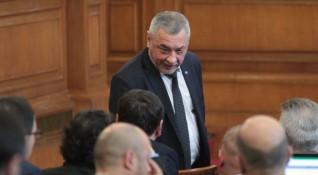 Валери Симеонов внесе сигнал за брокери на гласове