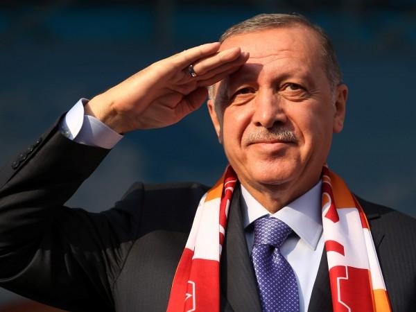 Дали Анкара и в частност президентът Ердоган поддържат връзки с
