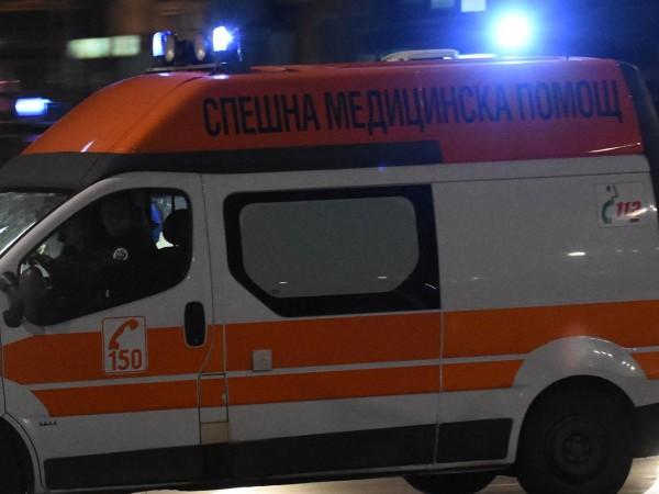 33-годишен мъж от Шумен е приет в болница във Варна