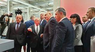 След газовия балкански хъб, Борисов с нова идея - за хранителен