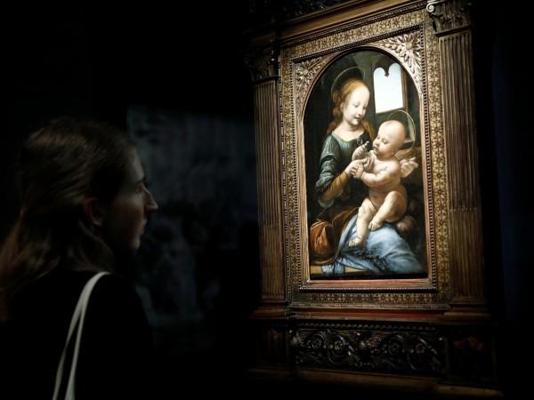 В четвъртък Лувърът ще открие своята грандиозна изложба, посветена на