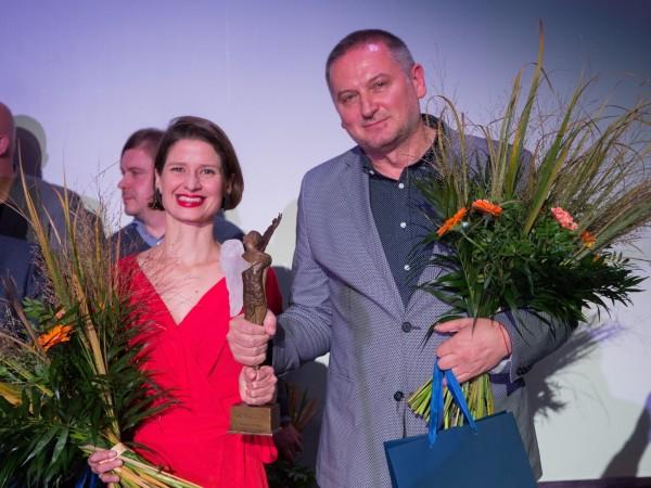 Снимка: Георги Господинов с престижна европейска награда