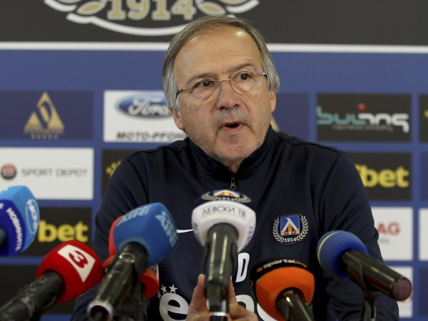 Георги Дерменджиев официално е новият селекционер на националния отбор на